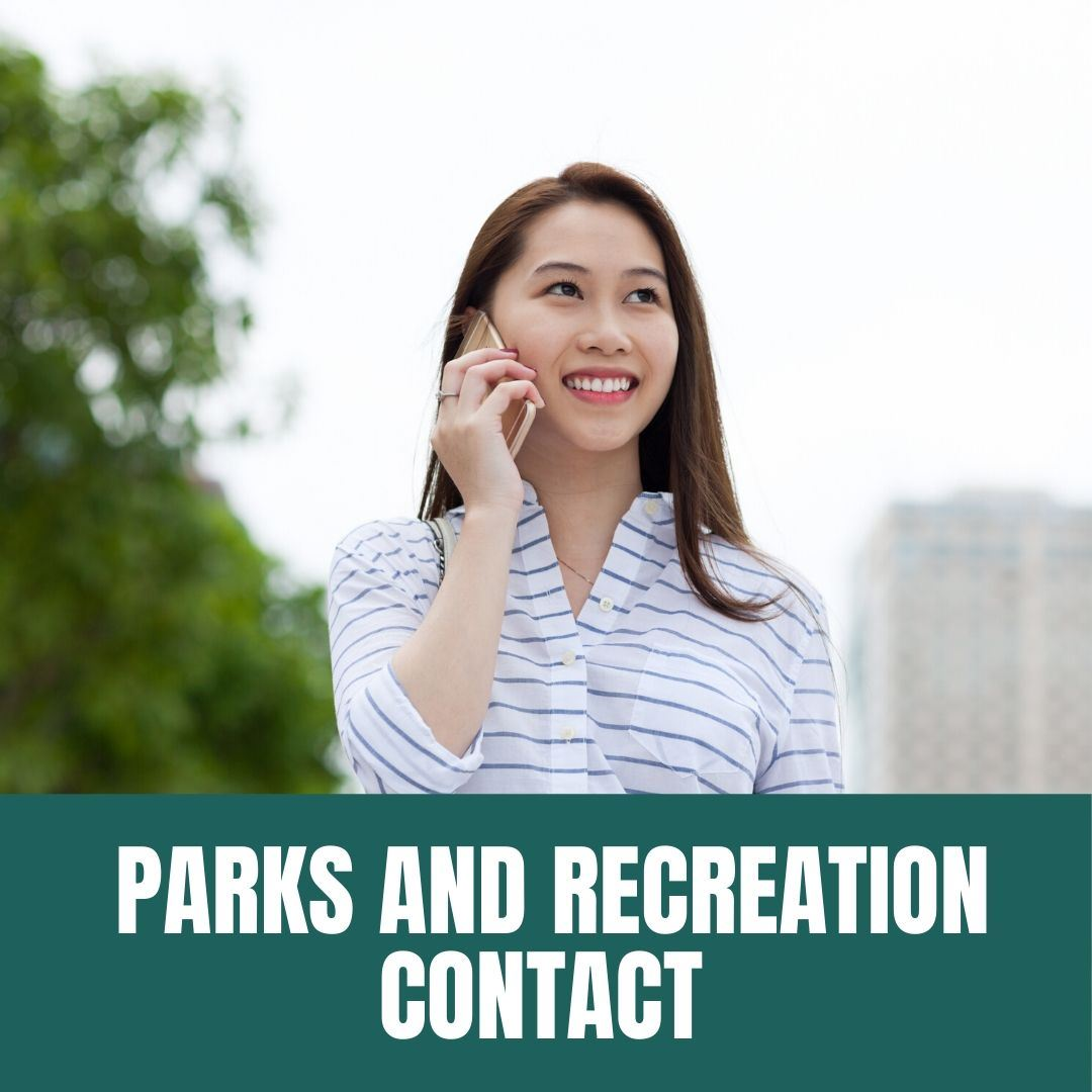 Parks and Recreation Contact