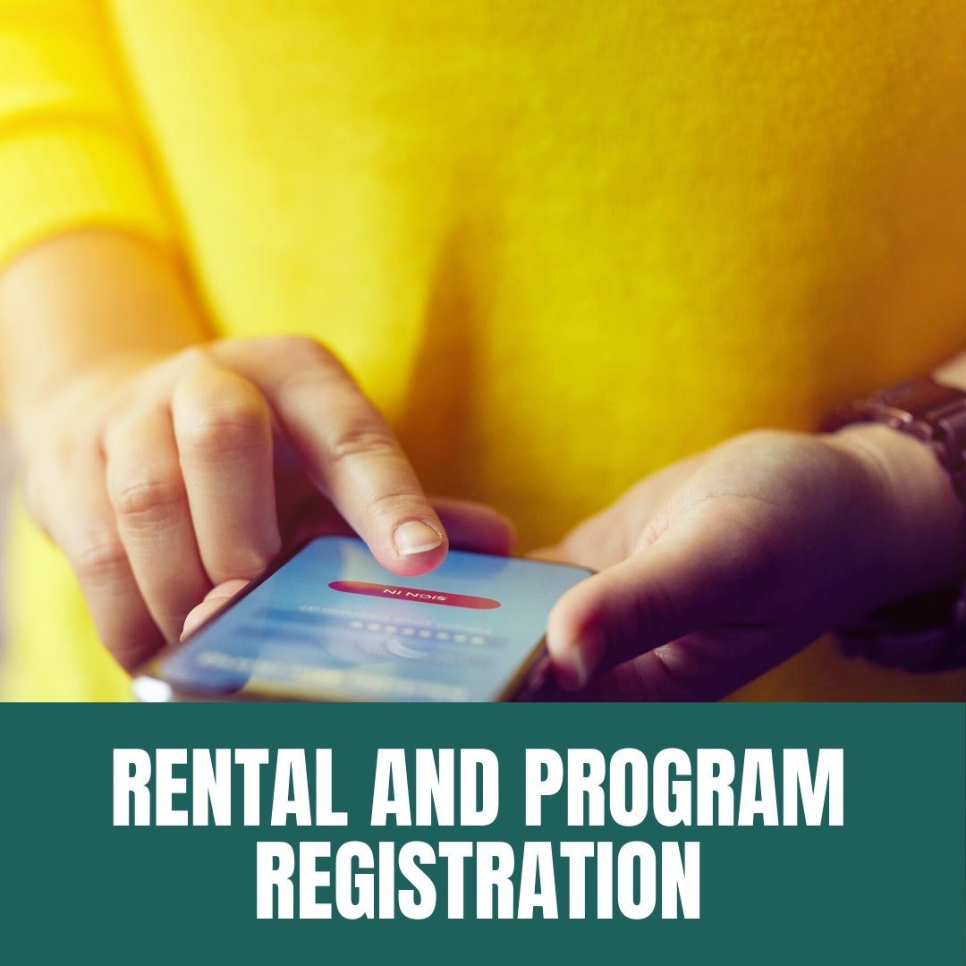 Rental and Program Registration