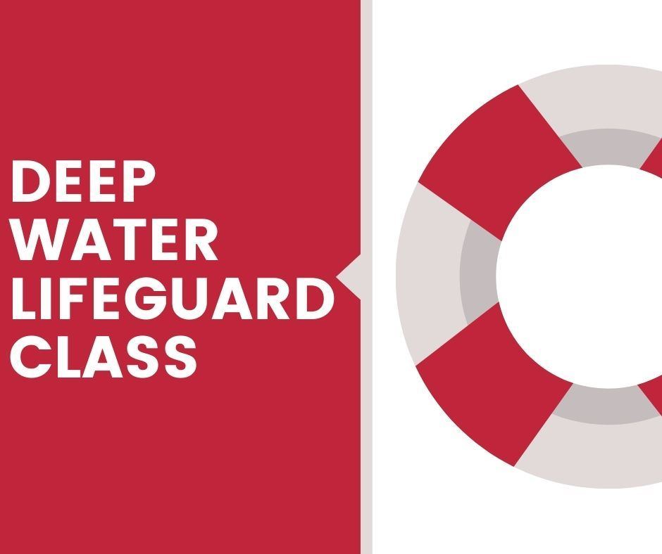 Deep Water Lifeguard Class COA