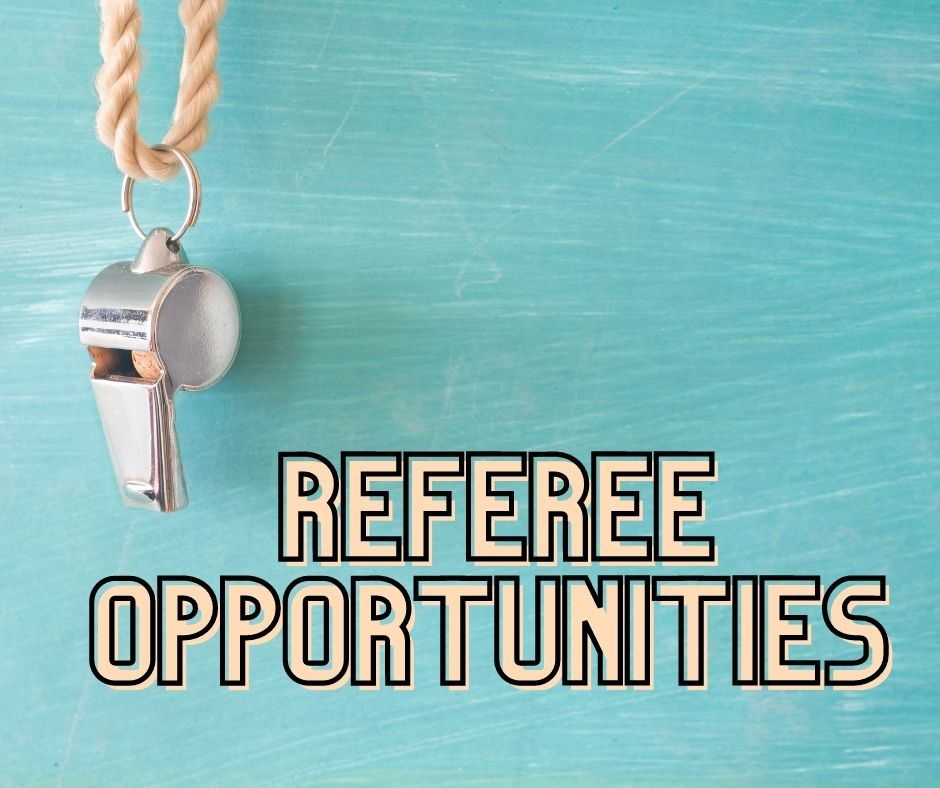 referee opportunities