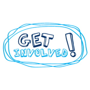 Get Involved Graphic